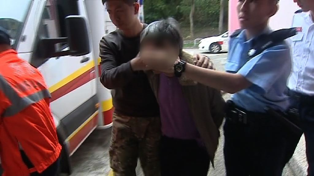 粉嶺傷人案疑兇當場被村民制服