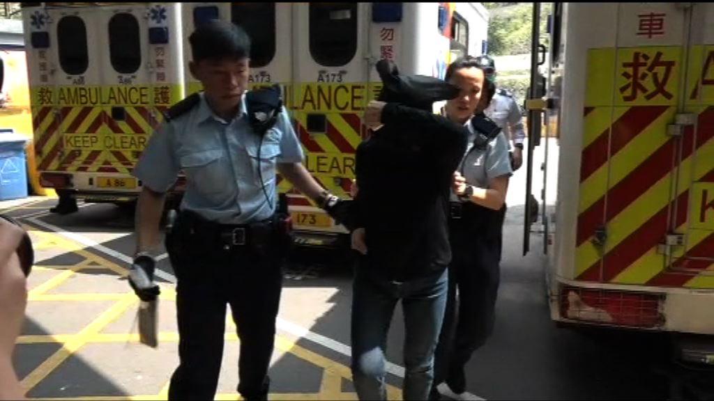馬頭圍邨兩女子爭執 一人被捕