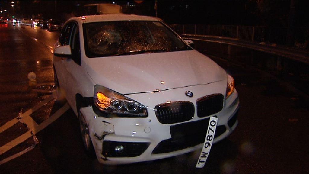 元朗傷人案兩男子遇襲受傷