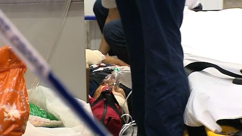 油麻地南亞漢遇襲手腳被斬傷