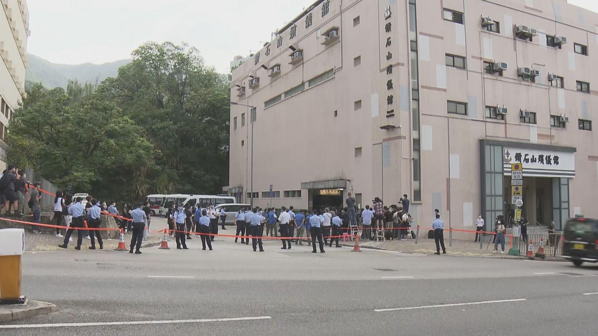 胡志偉獲高等法院批准有條件保釋出席父親喪禮
