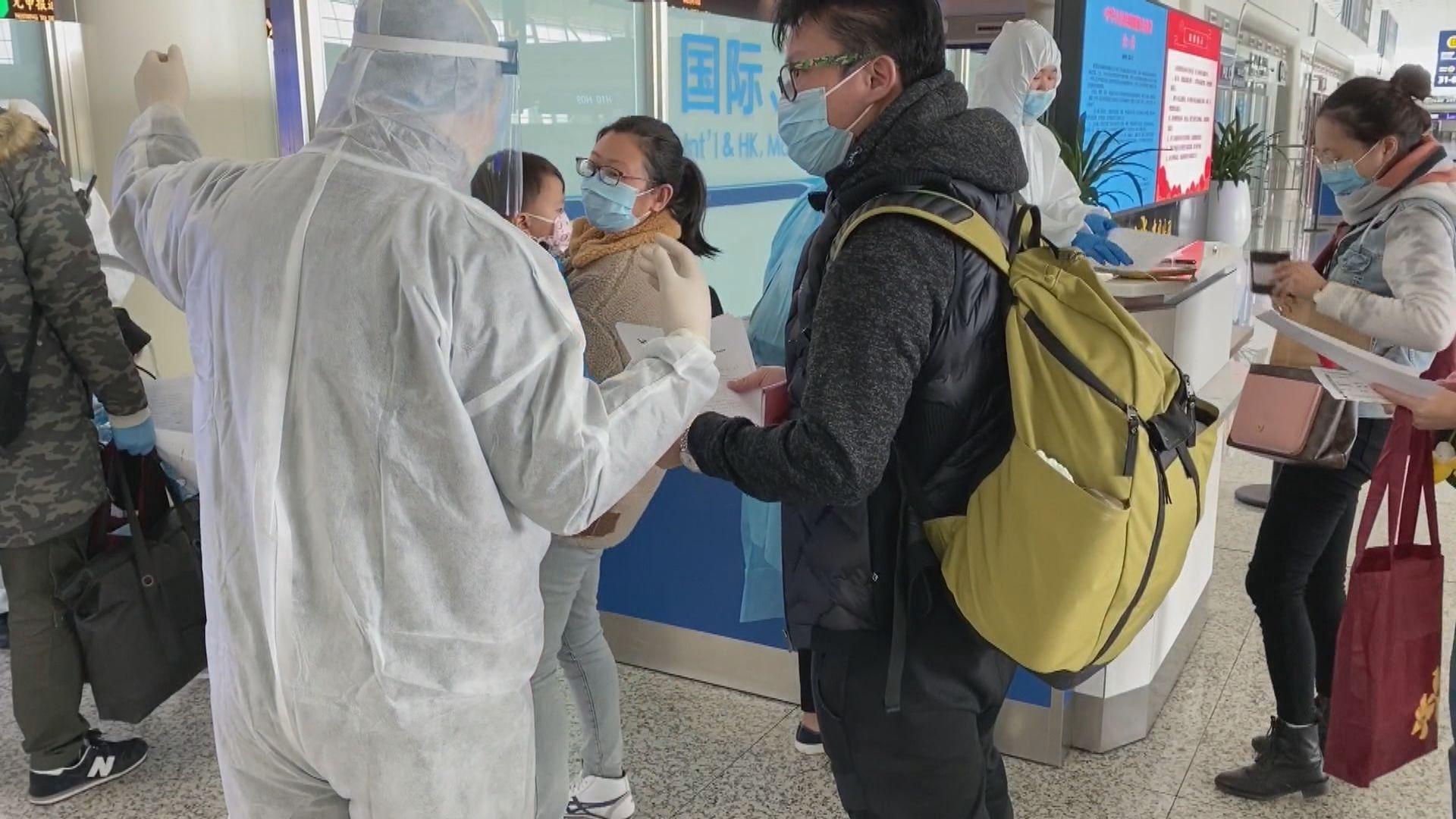 有滯留武漢港人最後關頭獲告知不可乘坐港府包機