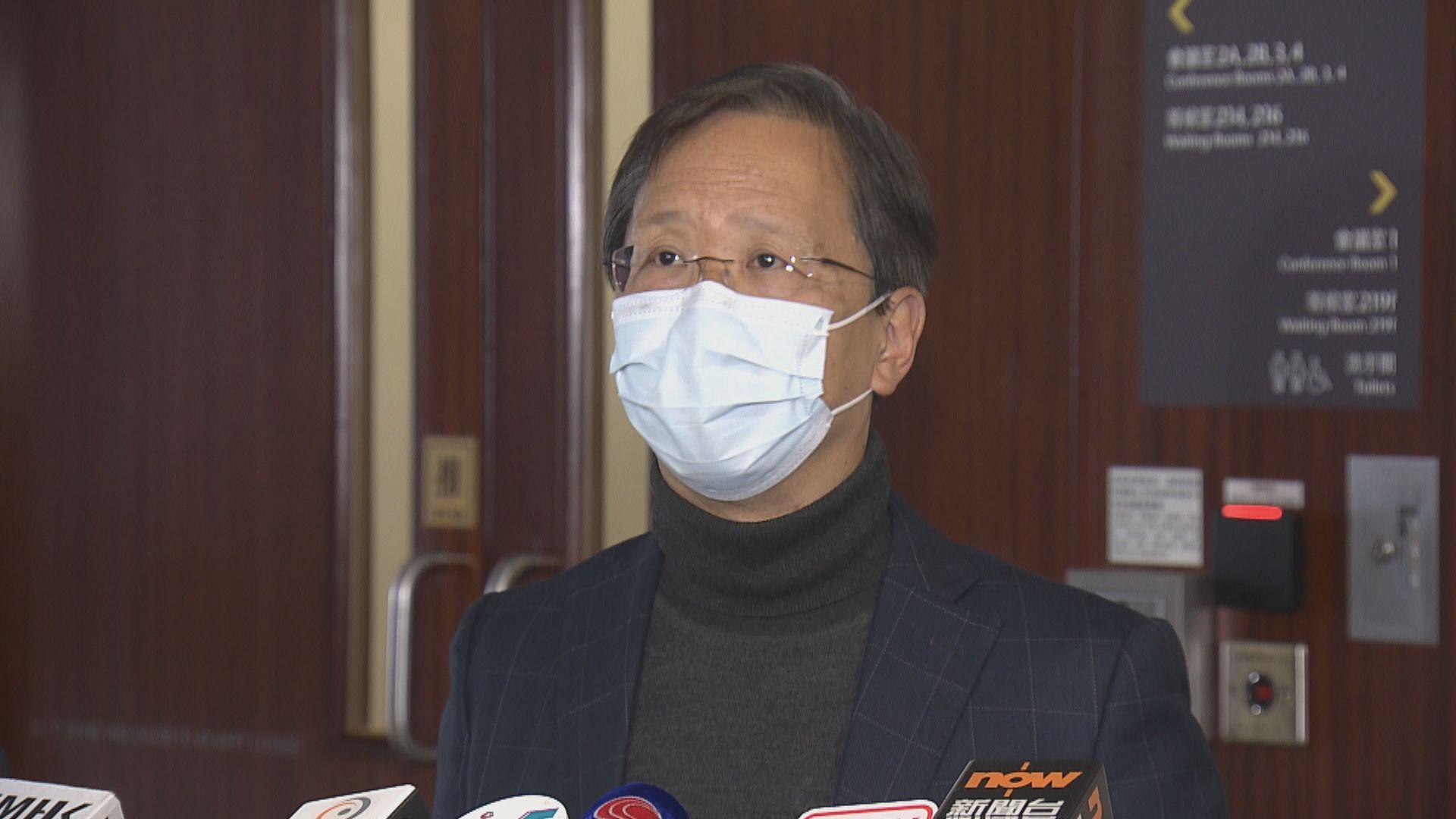 郭家麒:港府應包機接回滯留湖北港人