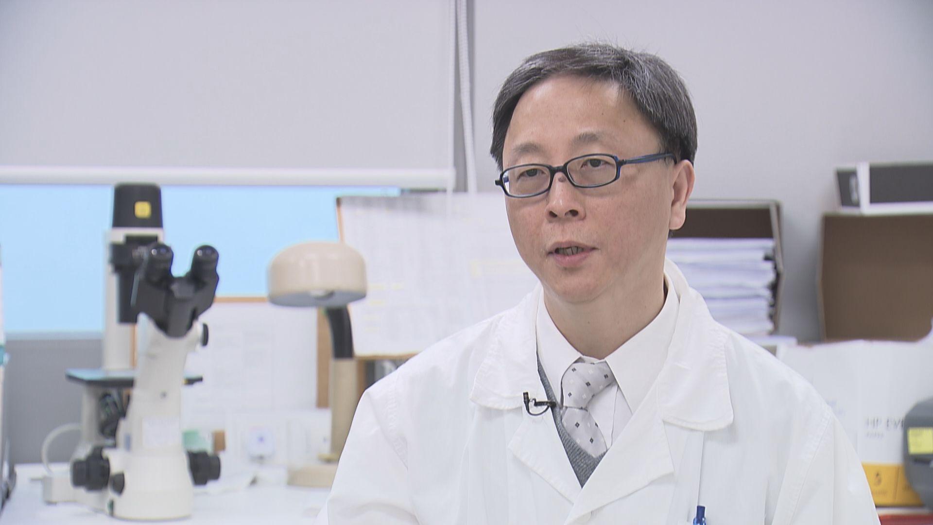 何栢良:新型冠狀病毒較大機會由野味傳人