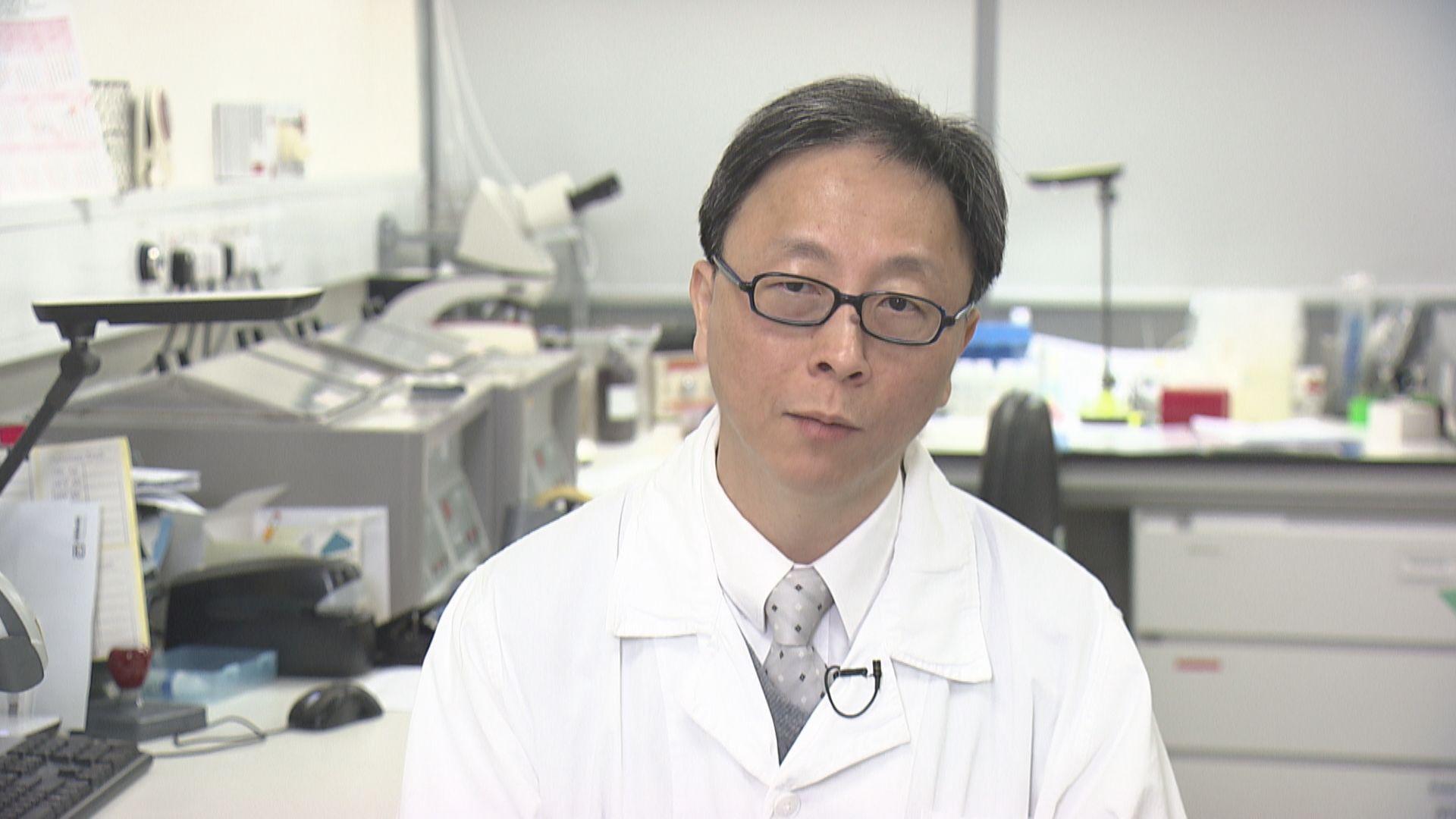 何栢良:內地更新病毒呈報標準更能反映整體疫情