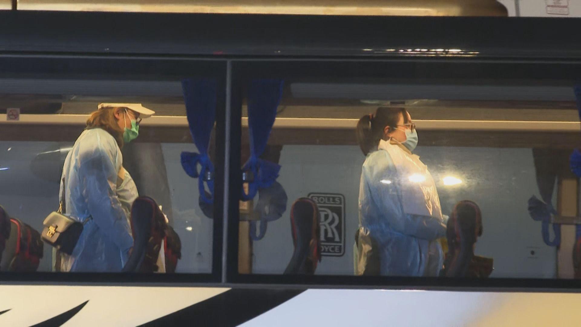 武漢第二班包機載有13名孕婦