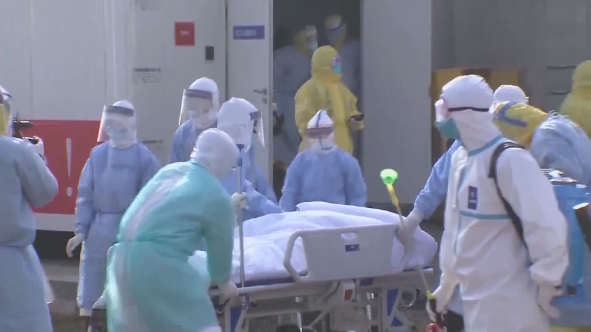 兩港人經駐武漢辦安排入住港人開設醫院