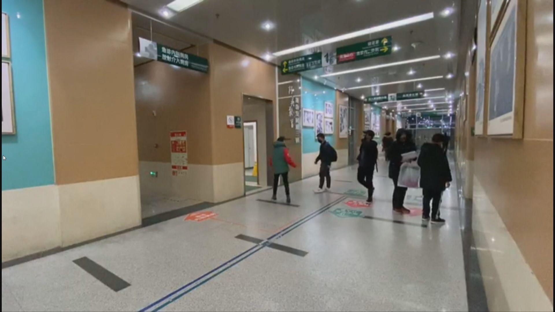 鍾南山:已有14名醫護人員感染武漢新型冠狀病毒