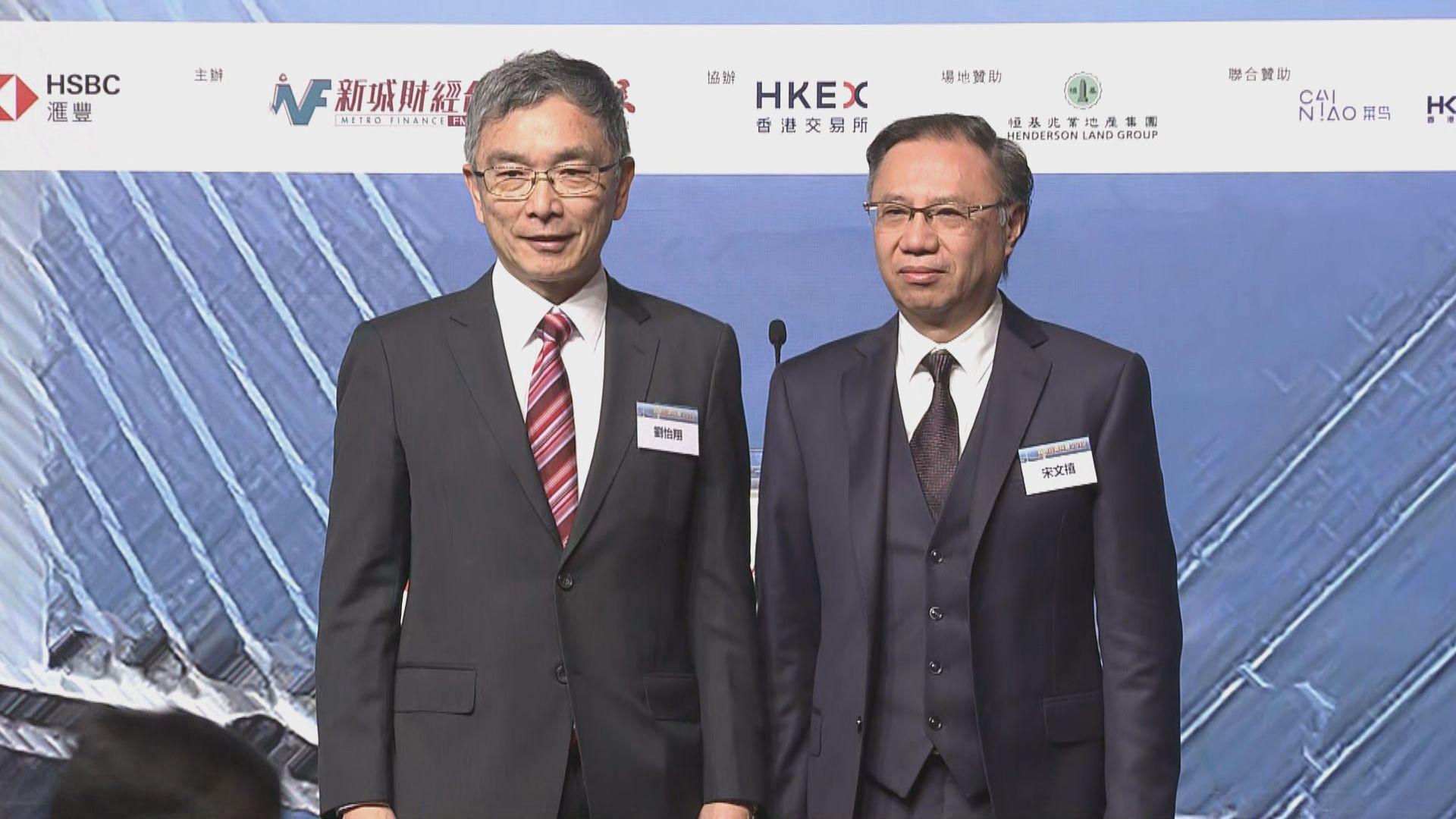 劉怡翔:美國需尊重香港獨立關稅區資格