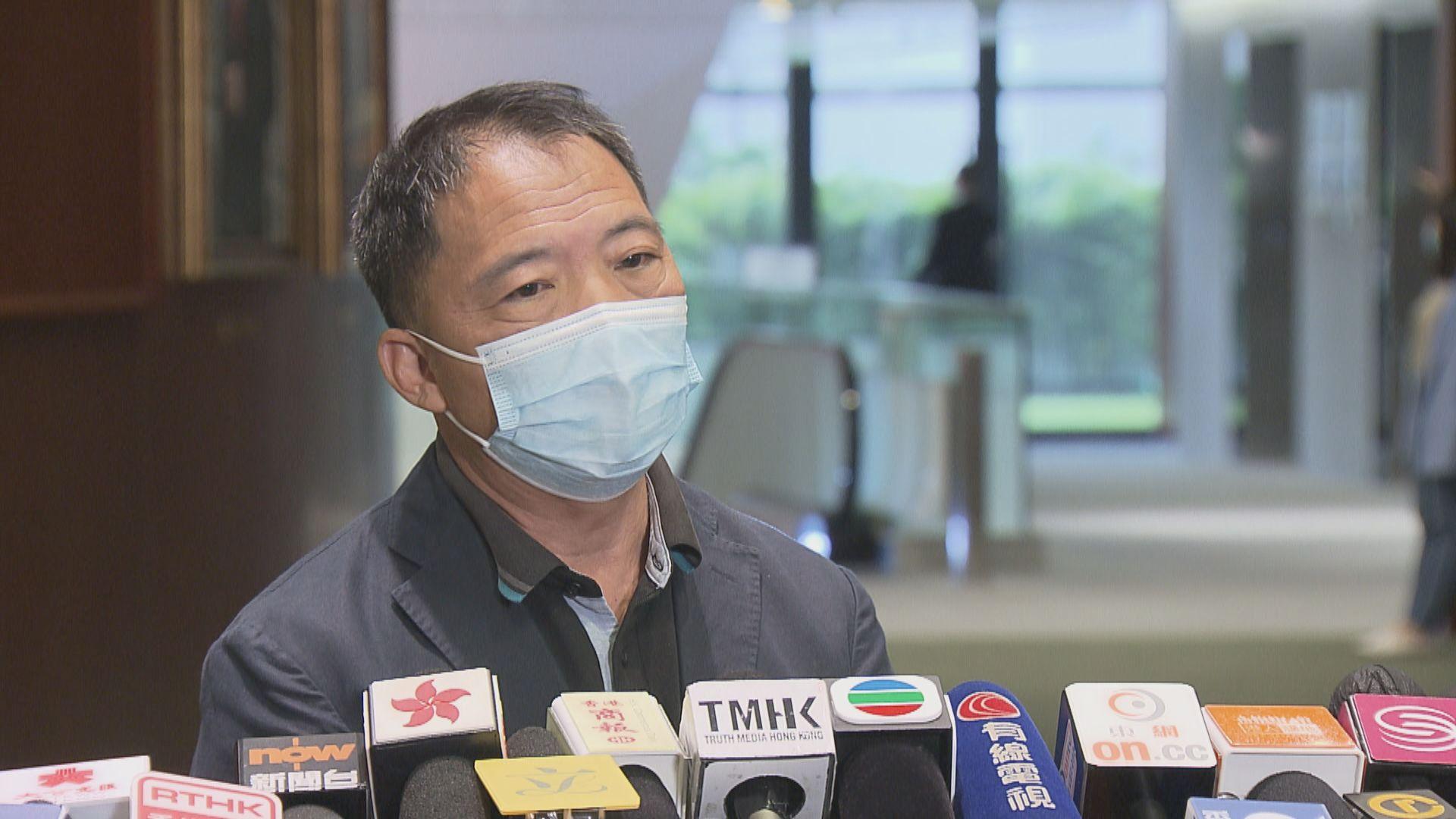 胡志偉:港青對內地不信任 質疑是否有意北上發展