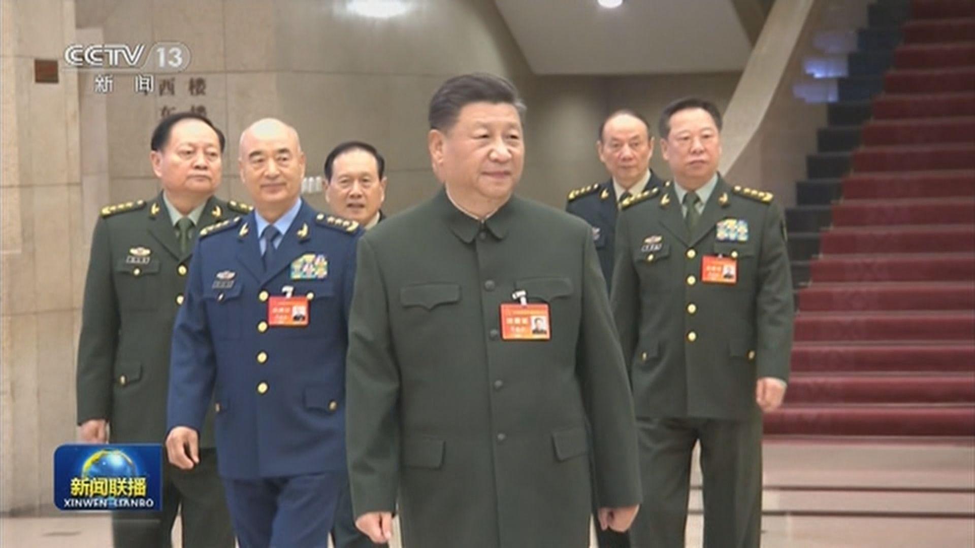 習近平:全面加強實戰化軍事訓練