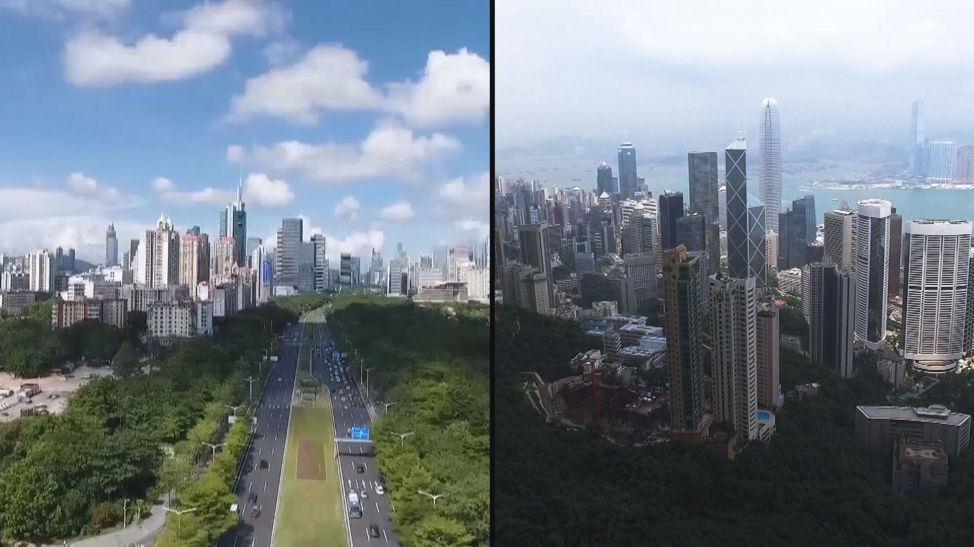 習稱深圳是大灣區重要引擎 學者認為深港仍可互補