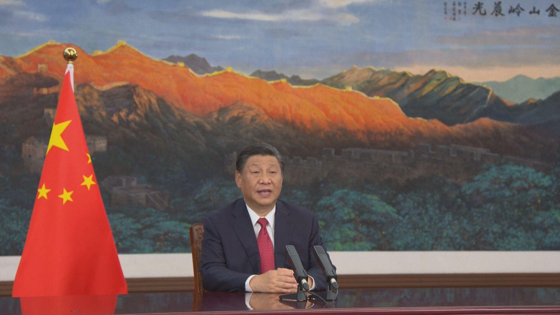 習近平:中國高度重視科技創新 各國要加強科技合作