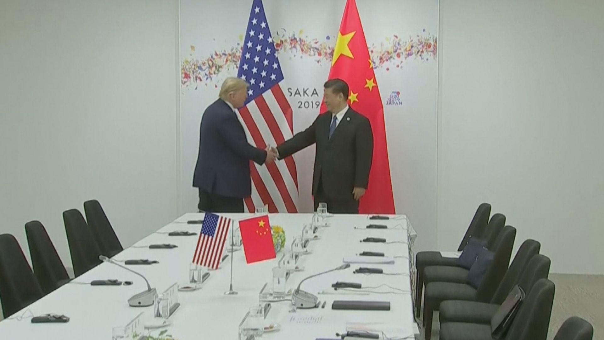 新華社:中美兩國同意重啟經貿磋商