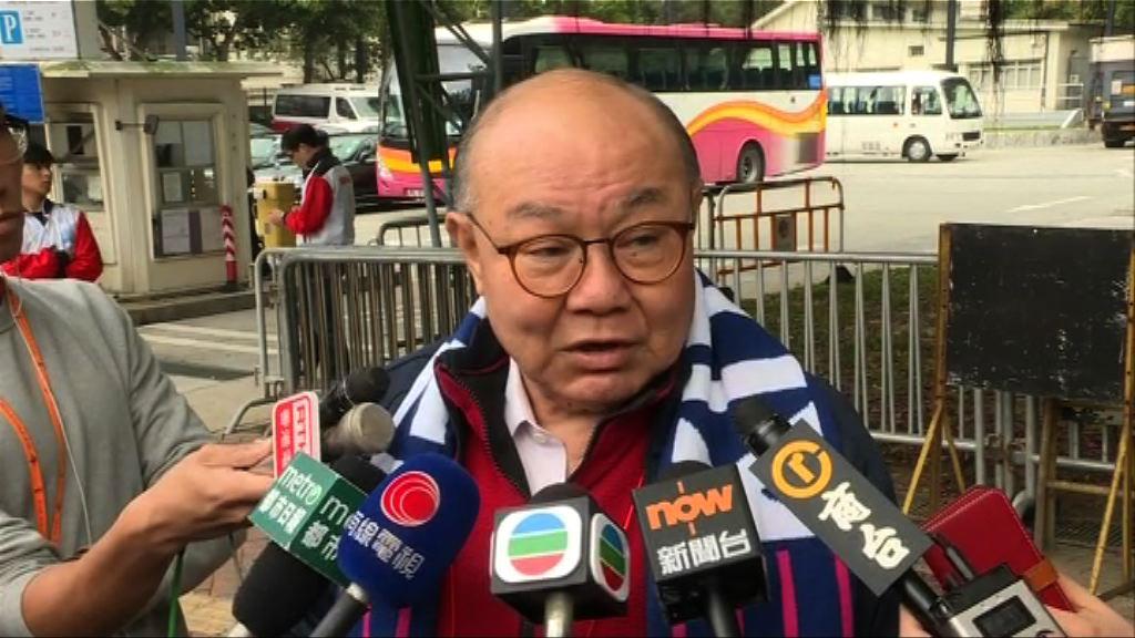 胡國興:香港不容許跨境執法