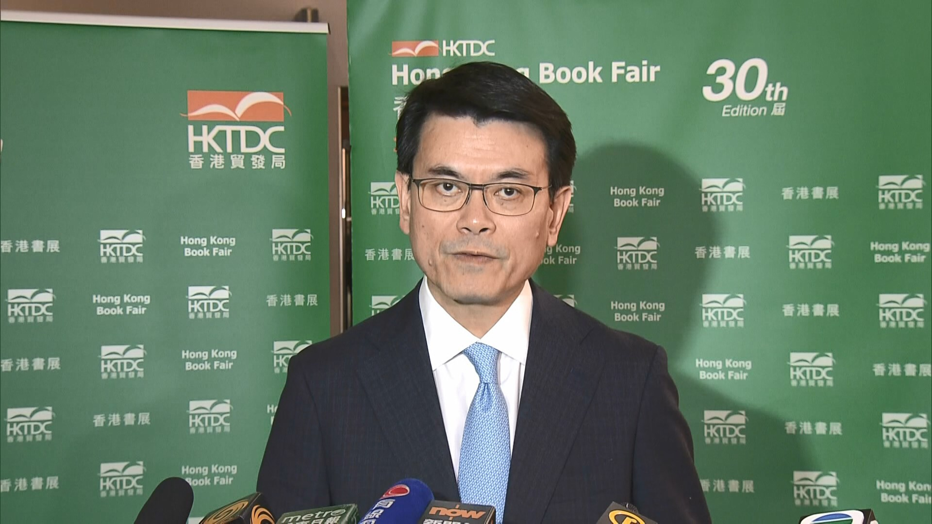 邱騰華:將推多項措施減內地客滋擾居民