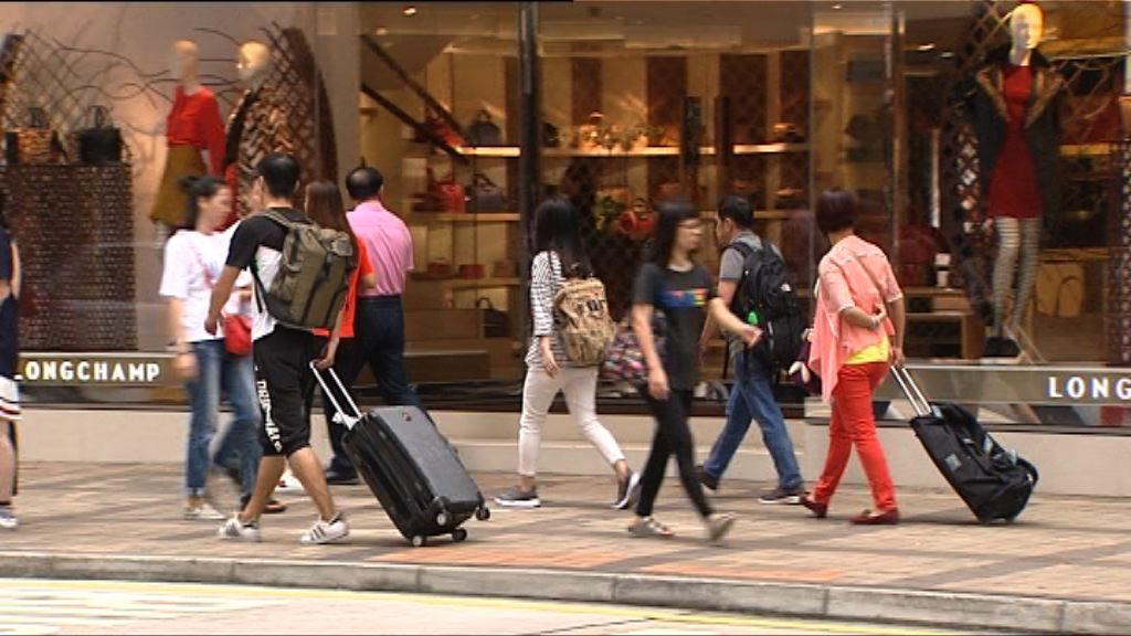 邱騰華:施政報告後為旅遊業發展作全面安排