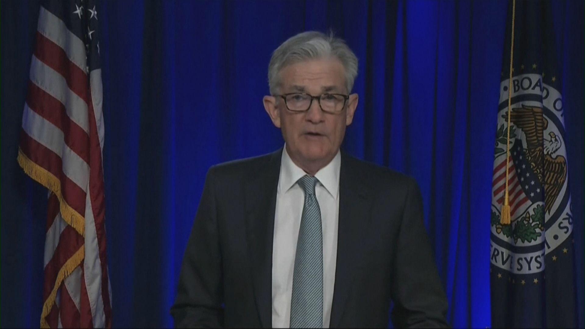 鮑威爾:今年美國經濟增長很大機會是非常強勁的一年