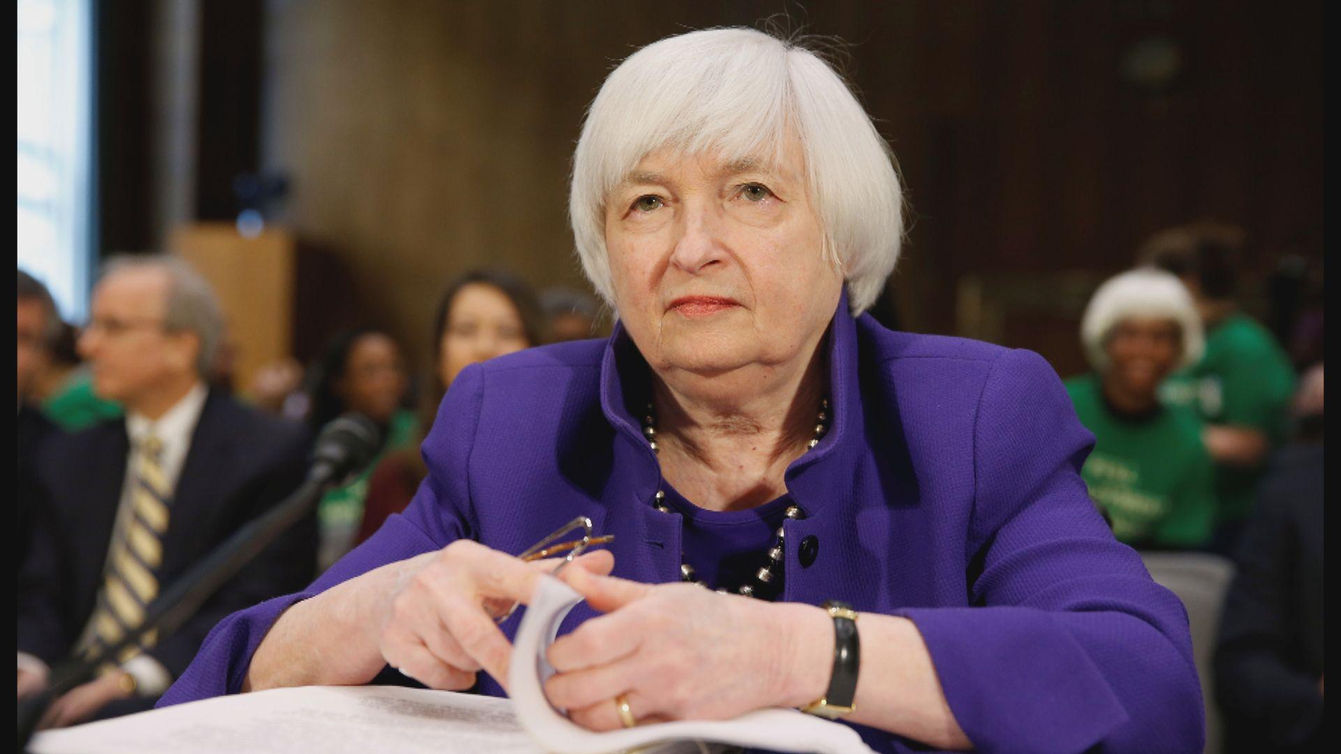 耶倫抨擊特朗普不了解宏觀經濟政策