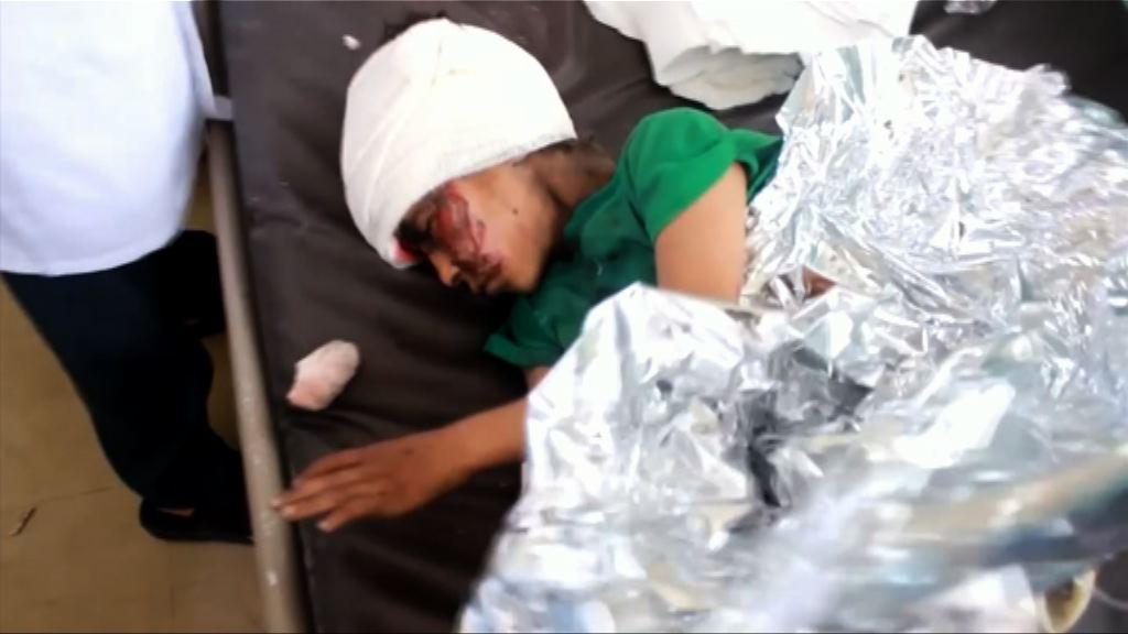 沙特聯軍空襲也門市集 多名平民死傷