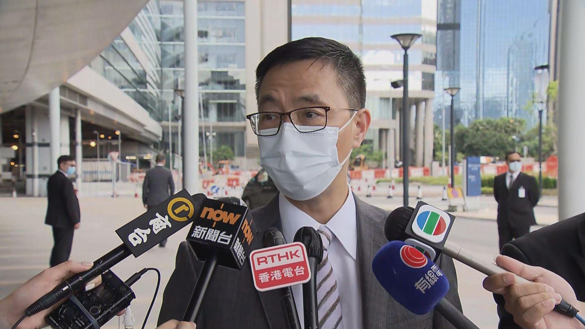 楊潤雄:學校應遵從防護中心指示勿舉辦謝師宴