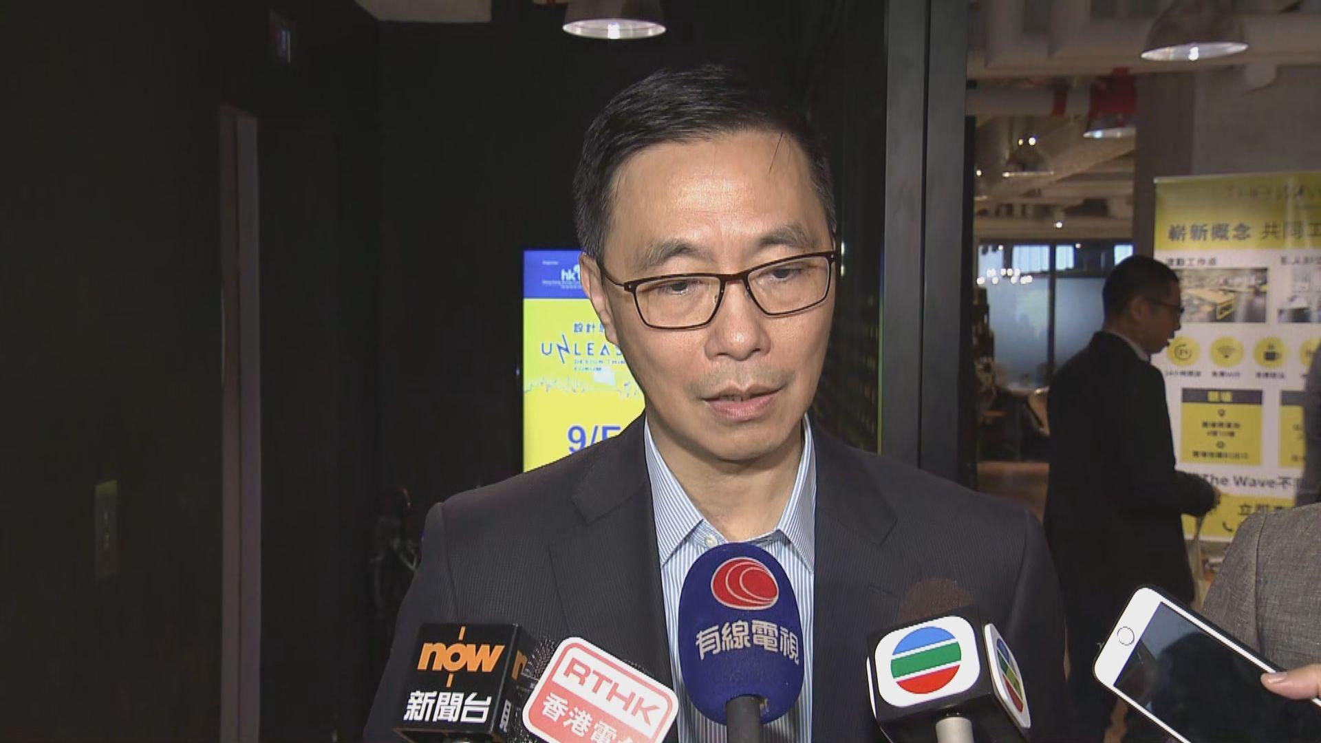 理大開除學生 楊潤雄:尊重大學決定