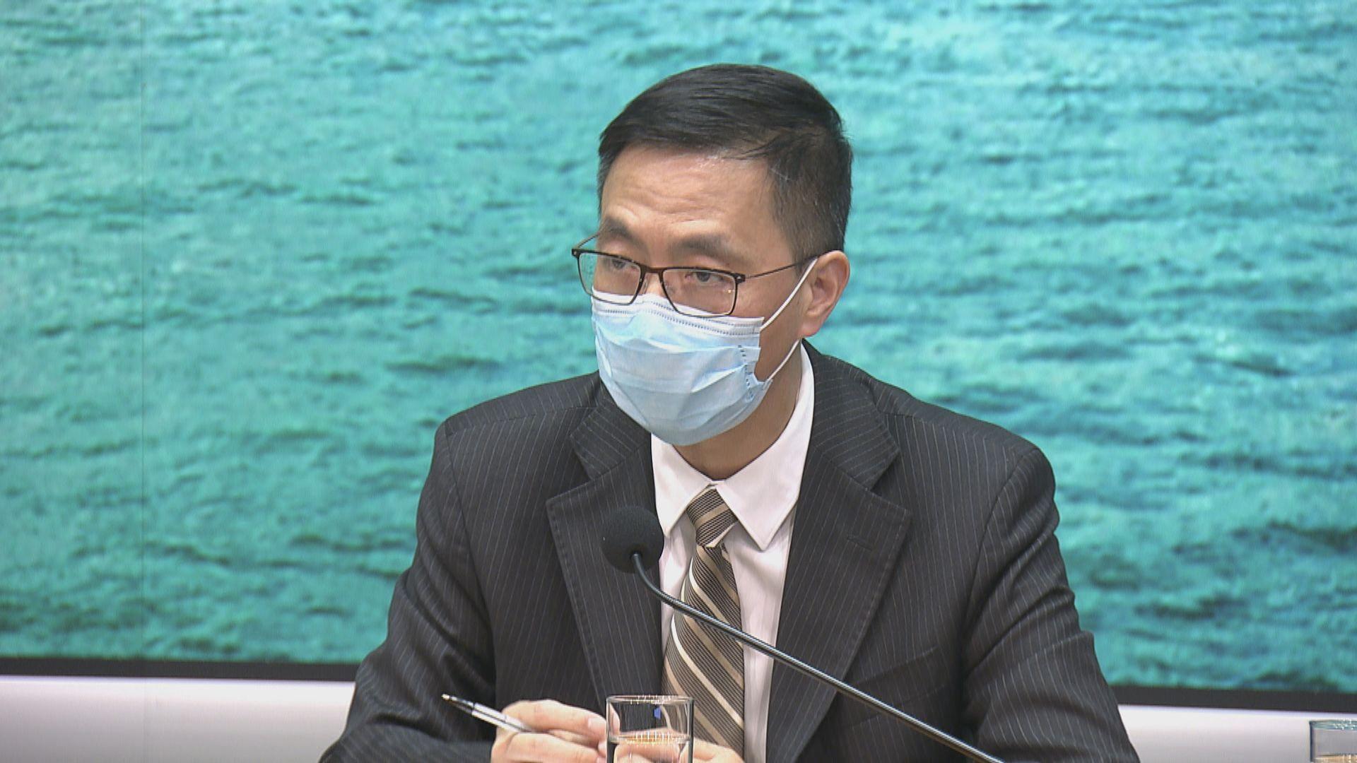 楊潤雄:復課仍要視乎疫情發展 目前未有決定