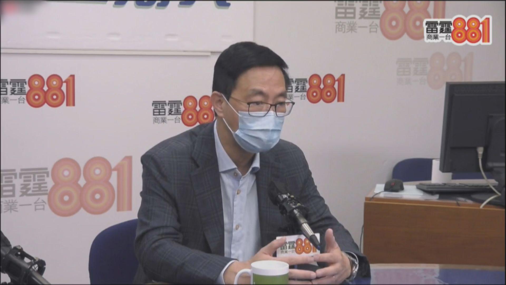 楊潤雄籲教師定期檢測 冀考慮對學生責任