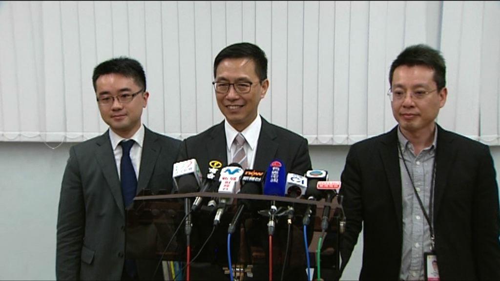 楊潤雄:沒要求小組檢視個別科目