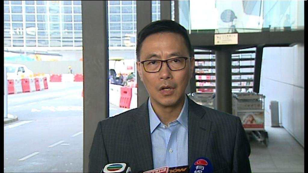楊潤雄:大學校長發聲明反對港獨做法適當