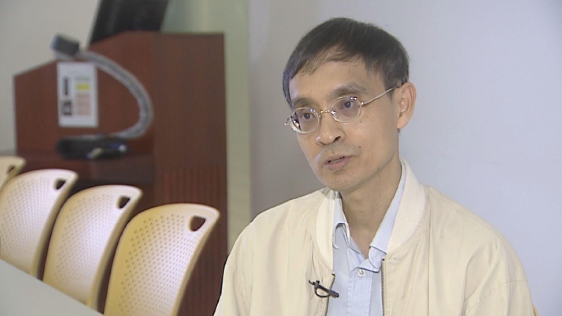 【元朗襲擊】陳弘毅:事件是對法治最嚴峻挑戰