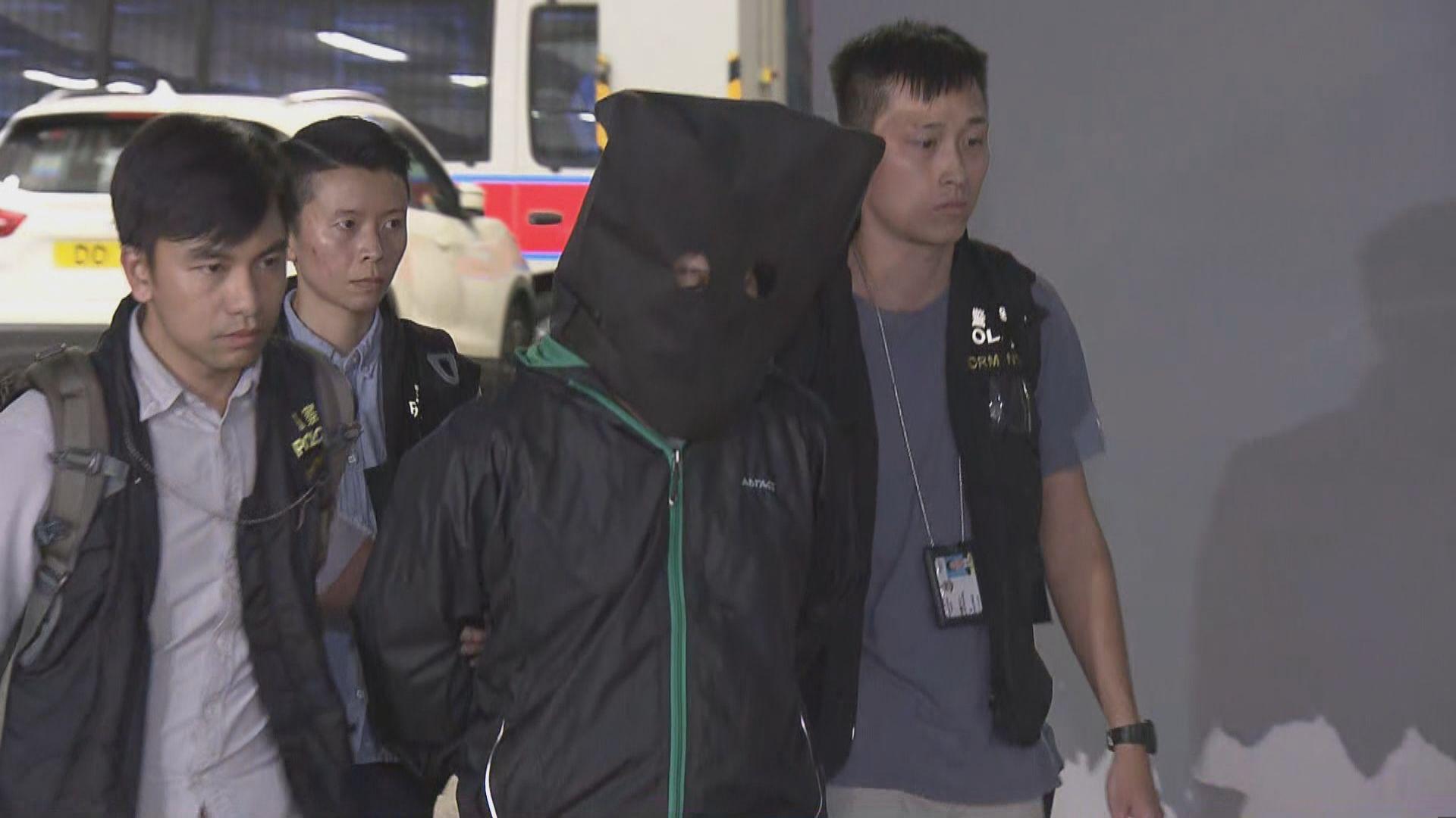 【元朗襲擊】消息:警方再拘捕五名男子