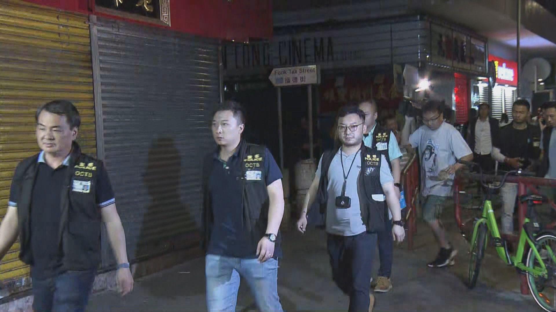 【元朗襲擊】警方共拘捕11人 據報其中一人機場被捕