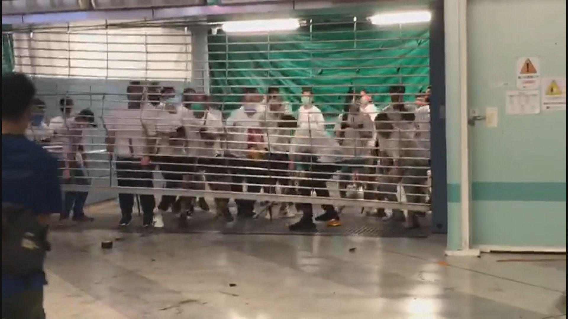 元朗721襲擊事件警再拘一人涉暴動