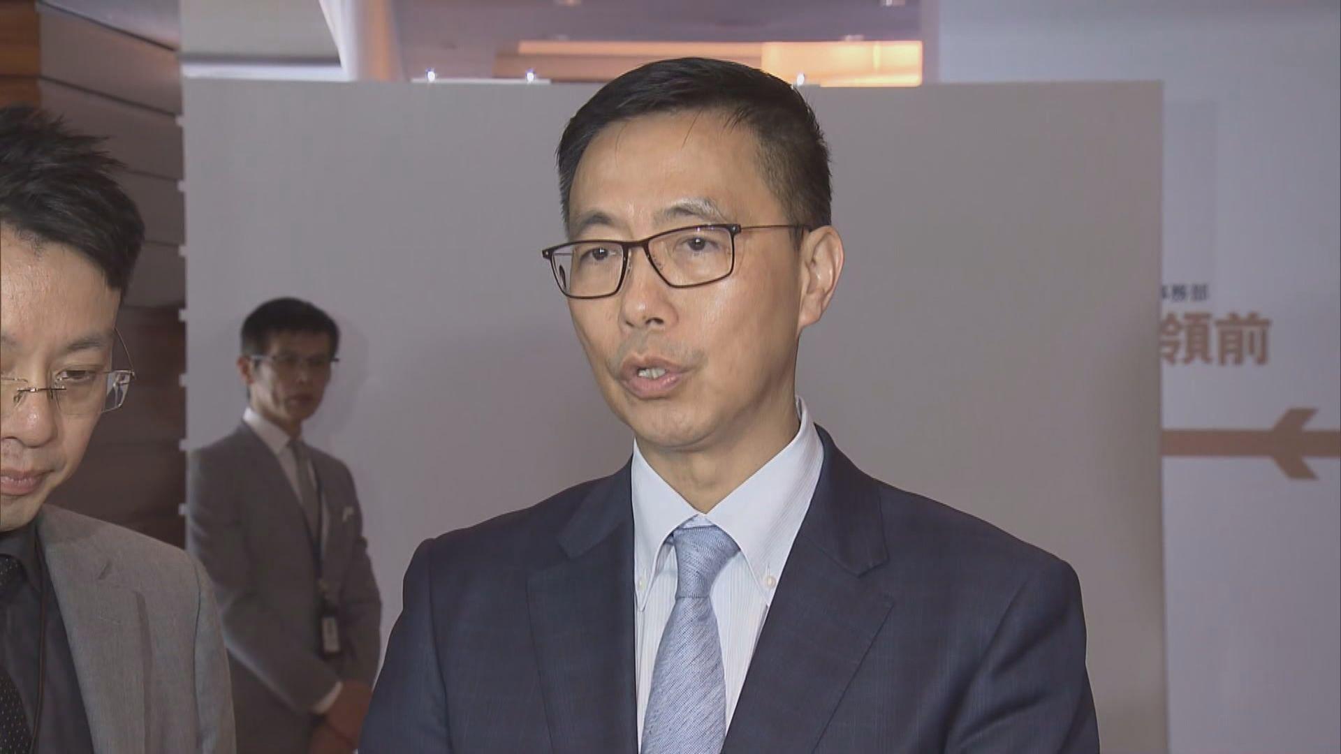 【元朗襲擊】楊潤雄:教育局會支援有需要學校