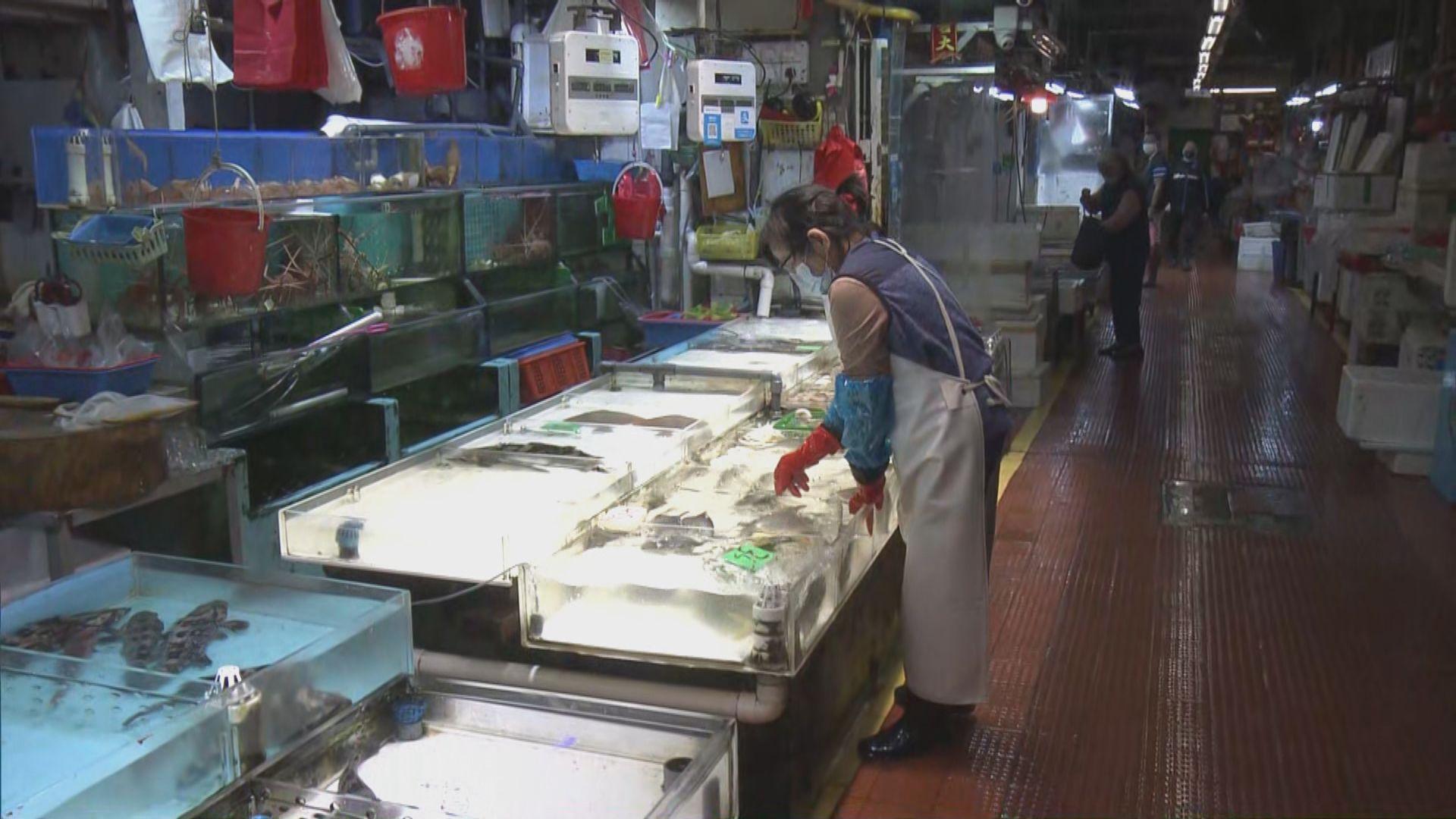 佐敦受限區解封 檔販批通知倉促令食材變壞望政府賠償