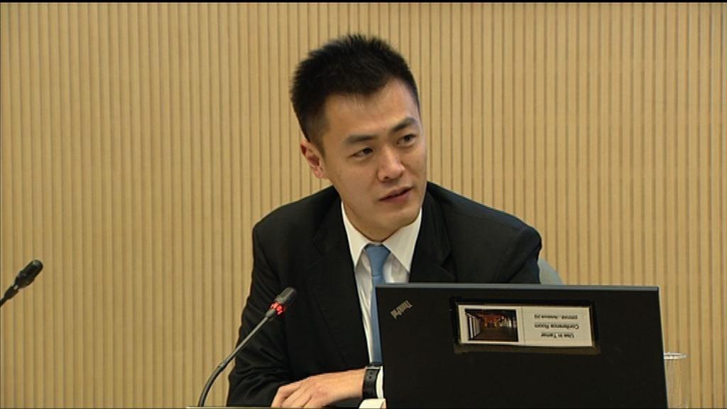 青年事務委員會主席認為派錢不能解決問題