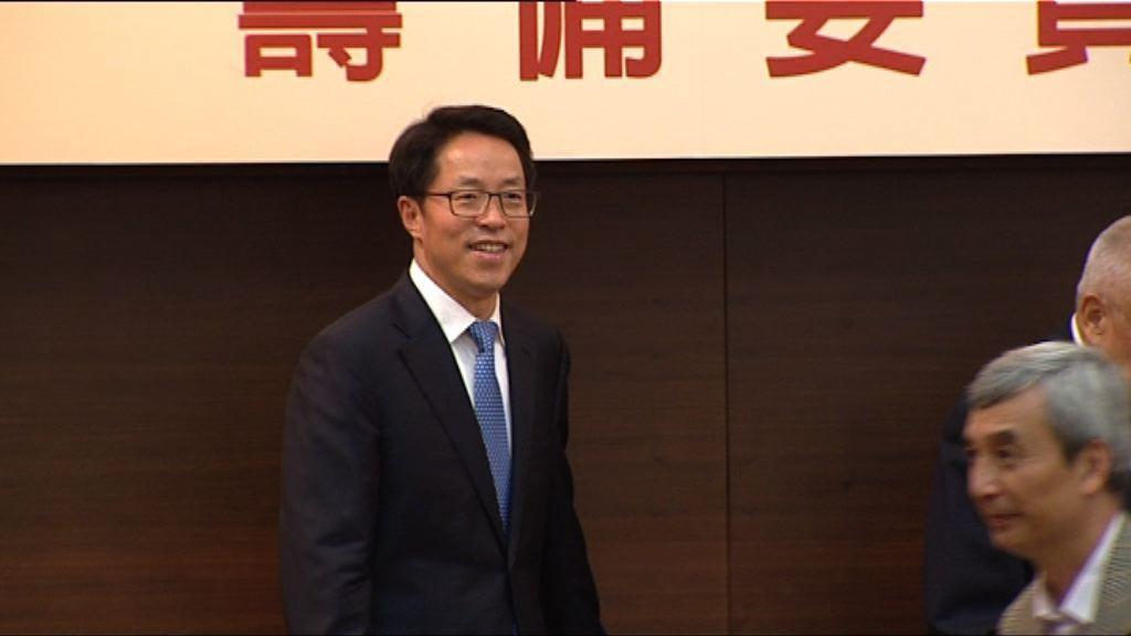 張曉明:一地兩檢對香港好處顯而易見