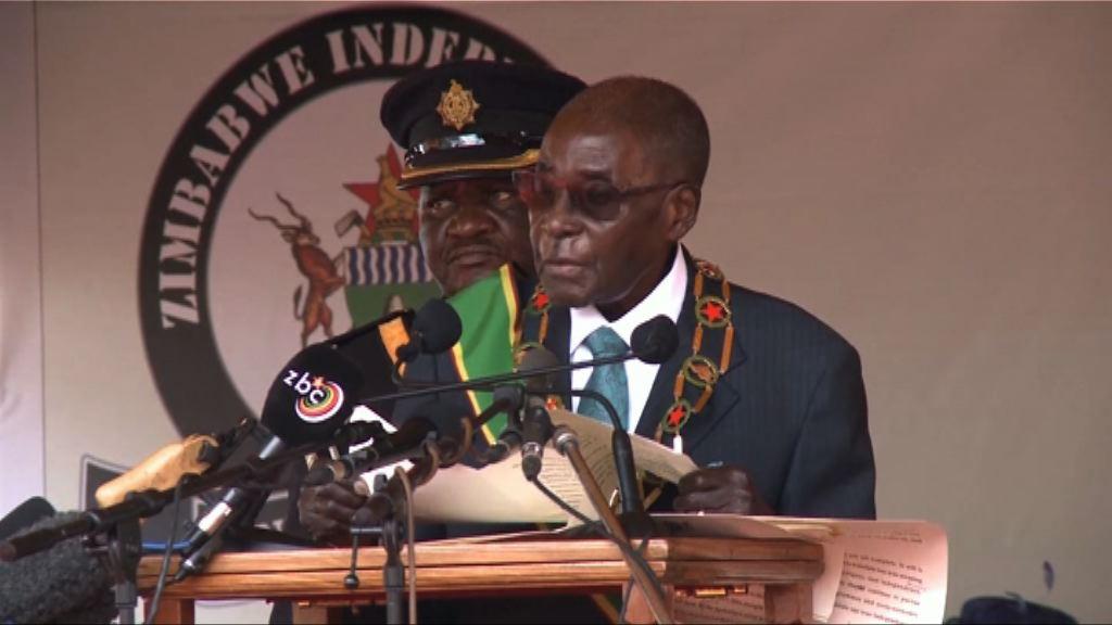 津巴布韋法院裁定軍方行動合憲