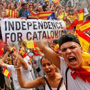 加泰獨立運動