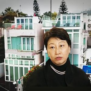 鄭若驊僭建風波